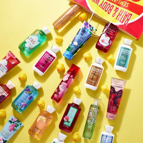 Sữa Dưỡng Thể Bath And Body Works Super Smooth Body Lotion Moonlight Path