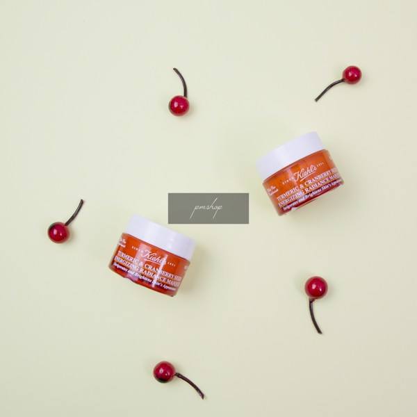 Mặt Nạ Nghệ Kiehl's Turmeric & Cranberry Seed Energizing Radiance Masque