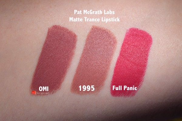 Son Pat McGrath Labs Lipstick MatteTrance 1995