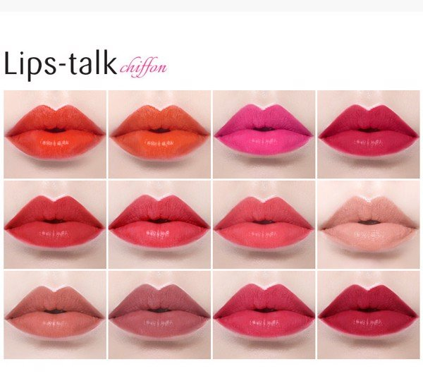 Etude Dear My Blooming Lips Talk