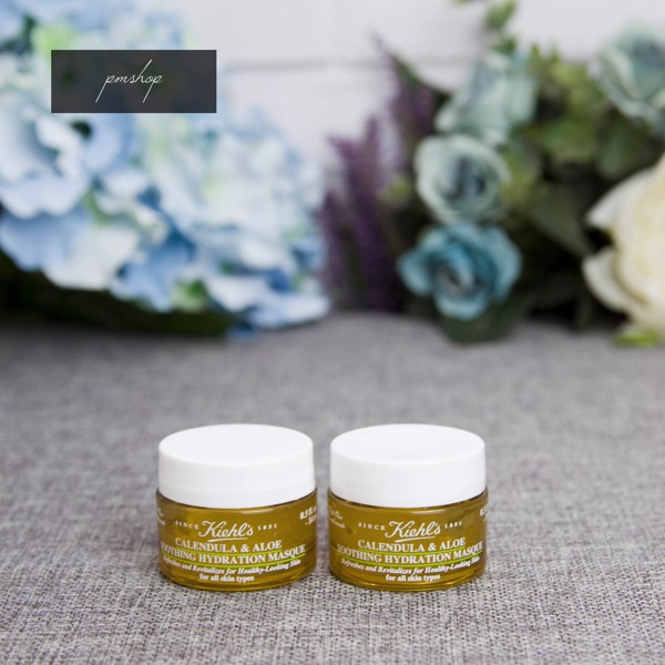 Kiehl Calendula & Aloe Masque 14ml