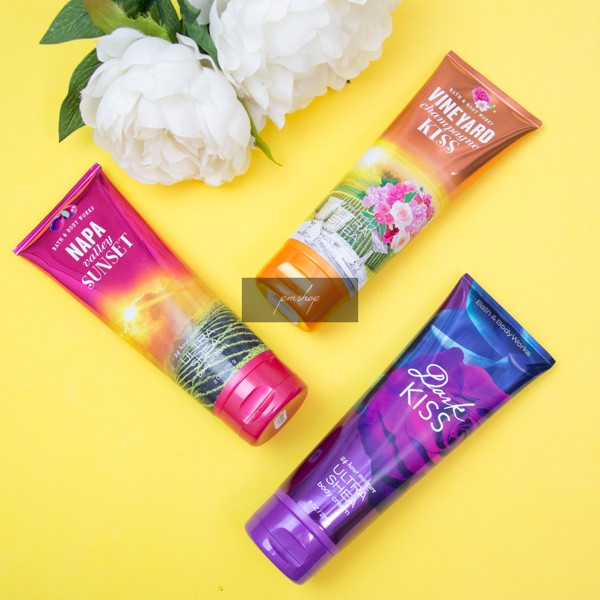 Kem Dưỡng Thể Bath and Body Works Body Cream 226g Wild Honeysuckle