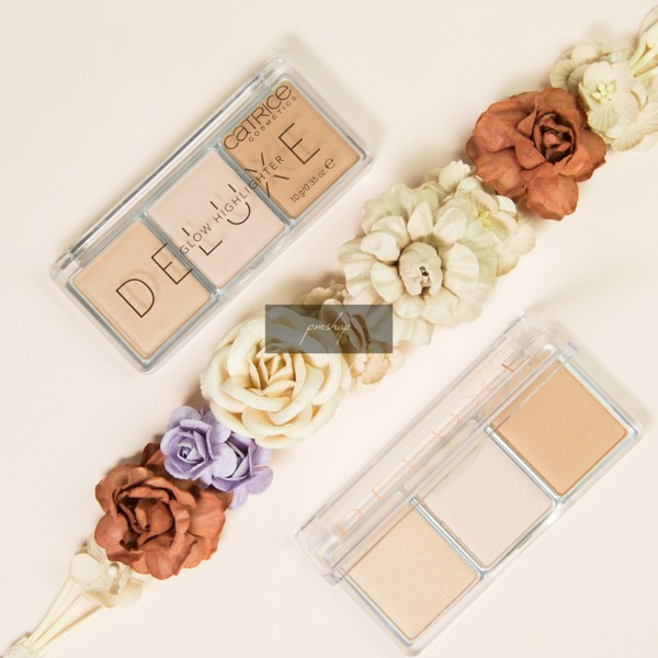 Phấn bắt sáng Catrice Deluxe Glow Highlighter