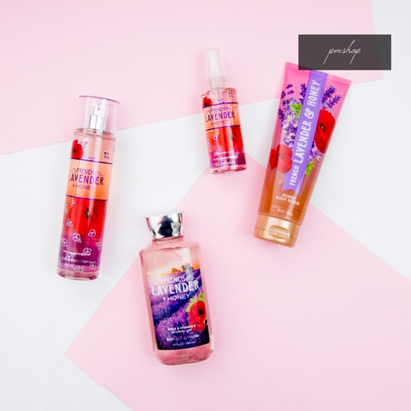Xịt thơm Bath and Body Works‬ Fine Fragrance Body Mist 236ml