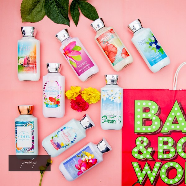 Lotion Bath and Body Works 236ml