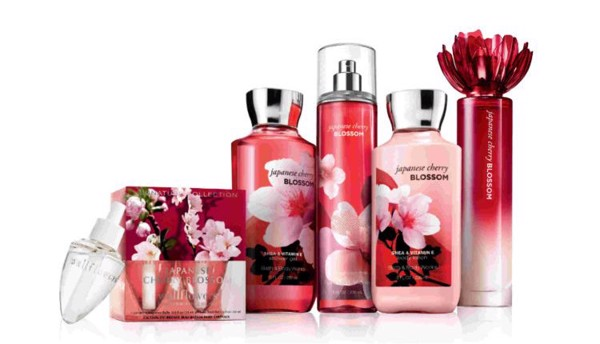 Nước Hoa ‪‎Bath Body Works‬ 50ml - Japanese Cherry Blossom