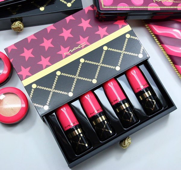 Mac Nutcracker Lipstick Kit