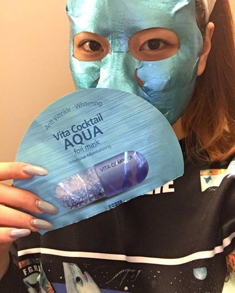 Banobagi Vita Cocktail Mask