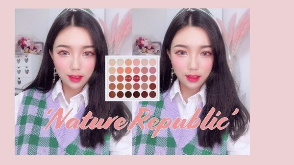 Phấn Mắt Nature Republic Pro Touch Color Master Shadow Palette - Spring Edition