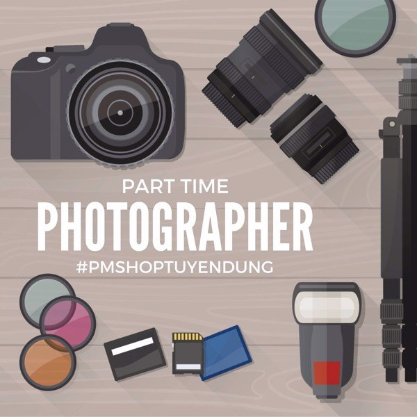 photographer pmshop