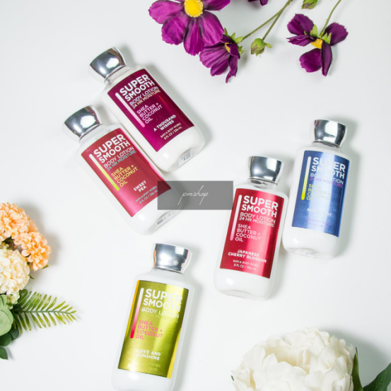 Dưỡng Thể Bath And Body Works Super Smooth Body Lotion