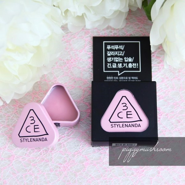 Son dưỡng 3CE Tinted Treatment Lip Balm