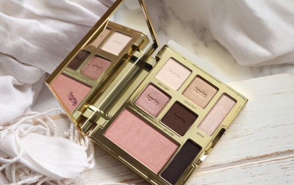 Tarte Happy Girl Shine Brighter Eye & cheek palette