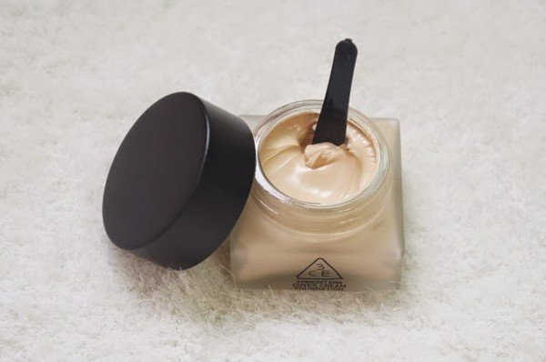Kem Nền 3CE Cover Cream Foundation Natural Ivory