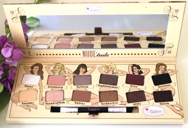 The Balm Nude Tude Eyeshadow