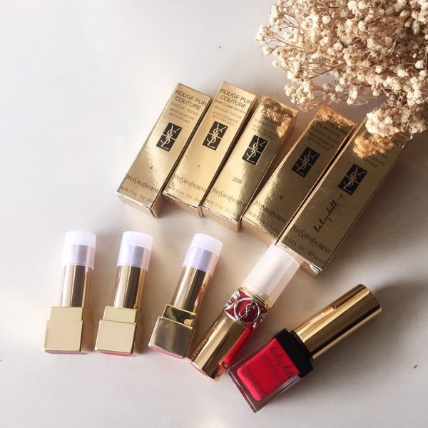 Son YSL Rouge Pur Couture The Mats - 204 (TESTER) Giá Rẻ Nhất TpHCM
