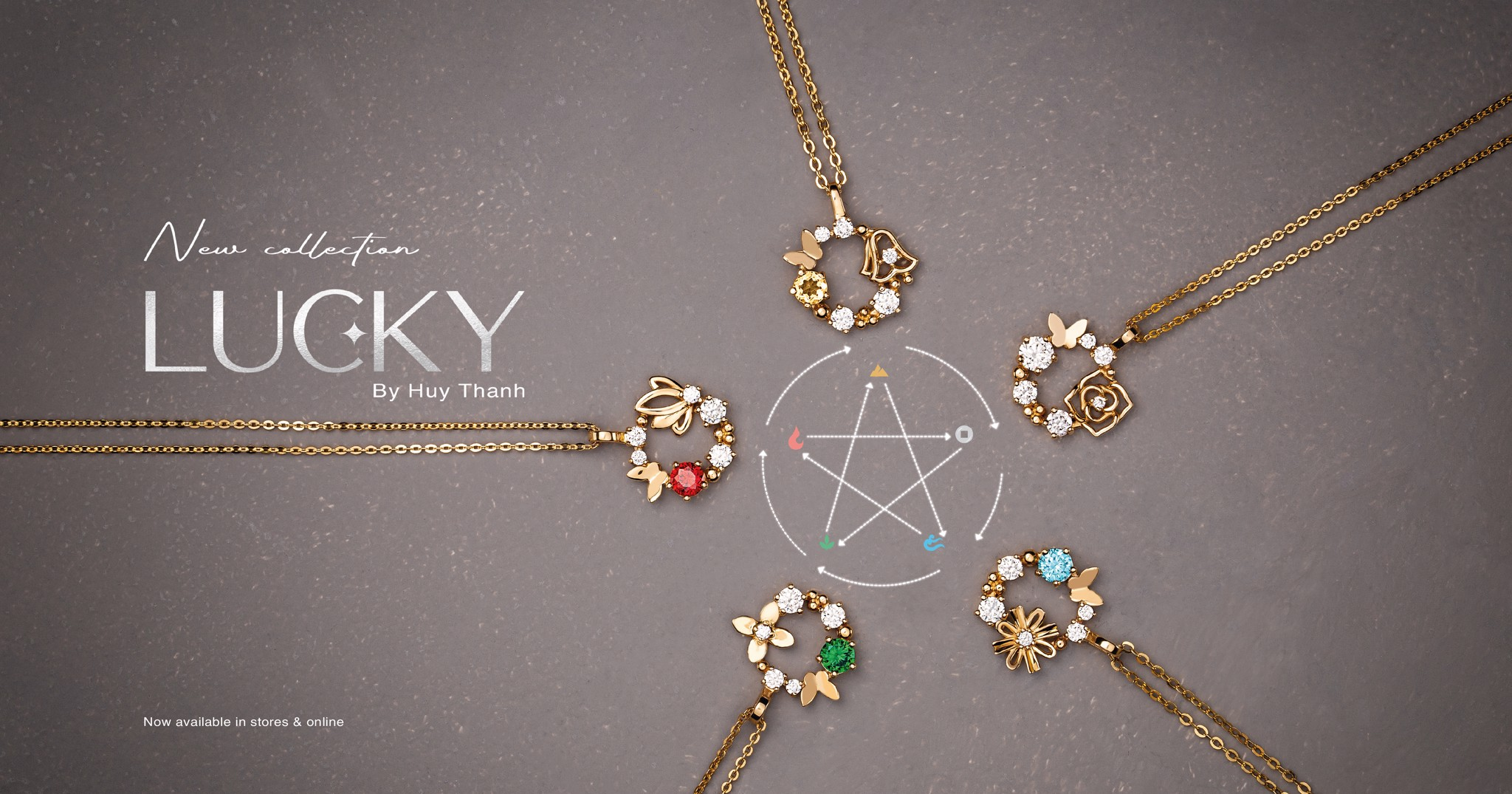"""NEW COLLECTION """"LUCKY"""