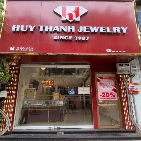 Huy Thanh Jewelry Đội Cấn