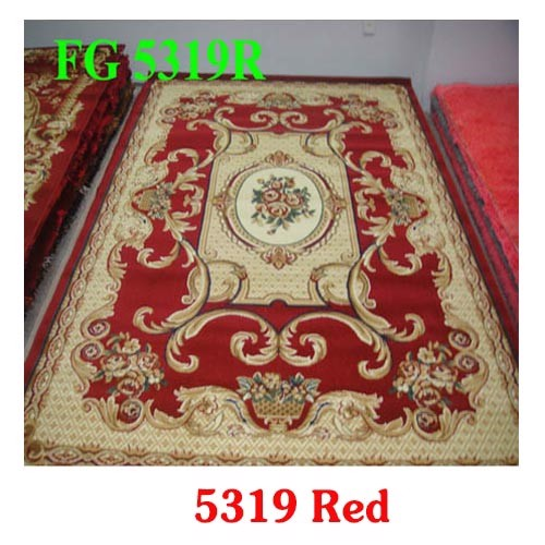 tham tam mau do 5319 red