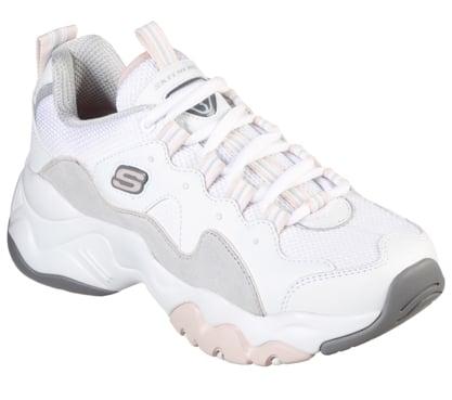 5 mẫu giày Skechers nữ ăn gian chiều cao 4