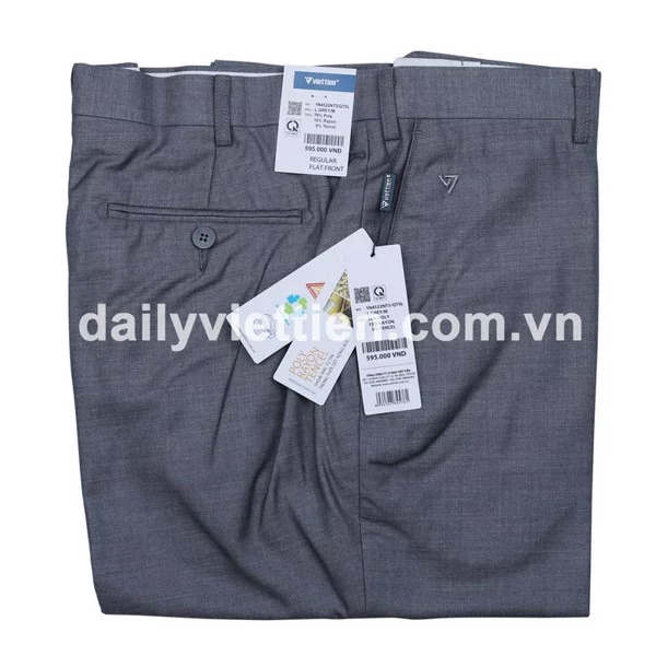 6 mẫu quần tây trơn Việt Tiến 6