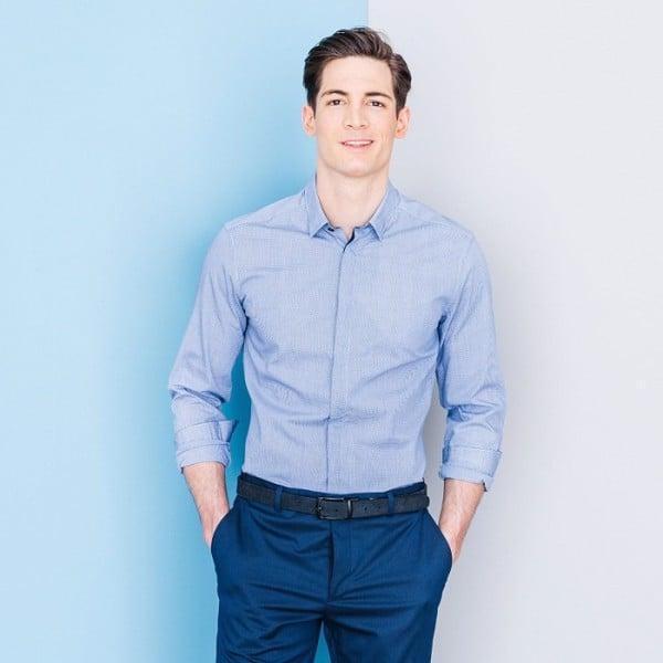Cách chọn áo sơ mi nam đẹp thoải mái
