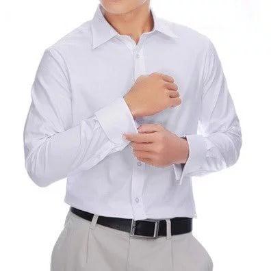 Áo sơ mi trắng Oversize Việt Tiến
