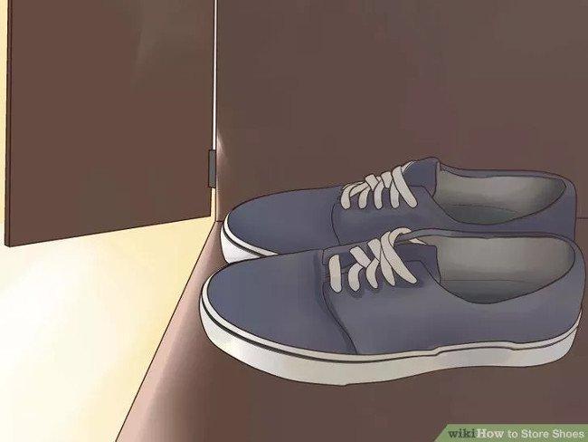 Bảo quản giày dép đúng cách 4