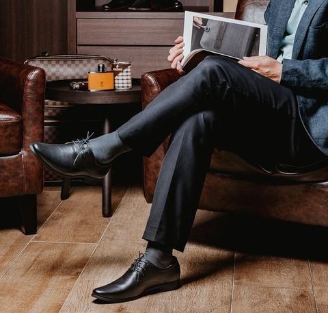 Bí quyết lựa chọn giày da nam chất lượng 3