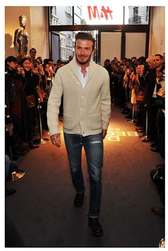 Bí quyết diện jeans chuẩn David Beckham 13