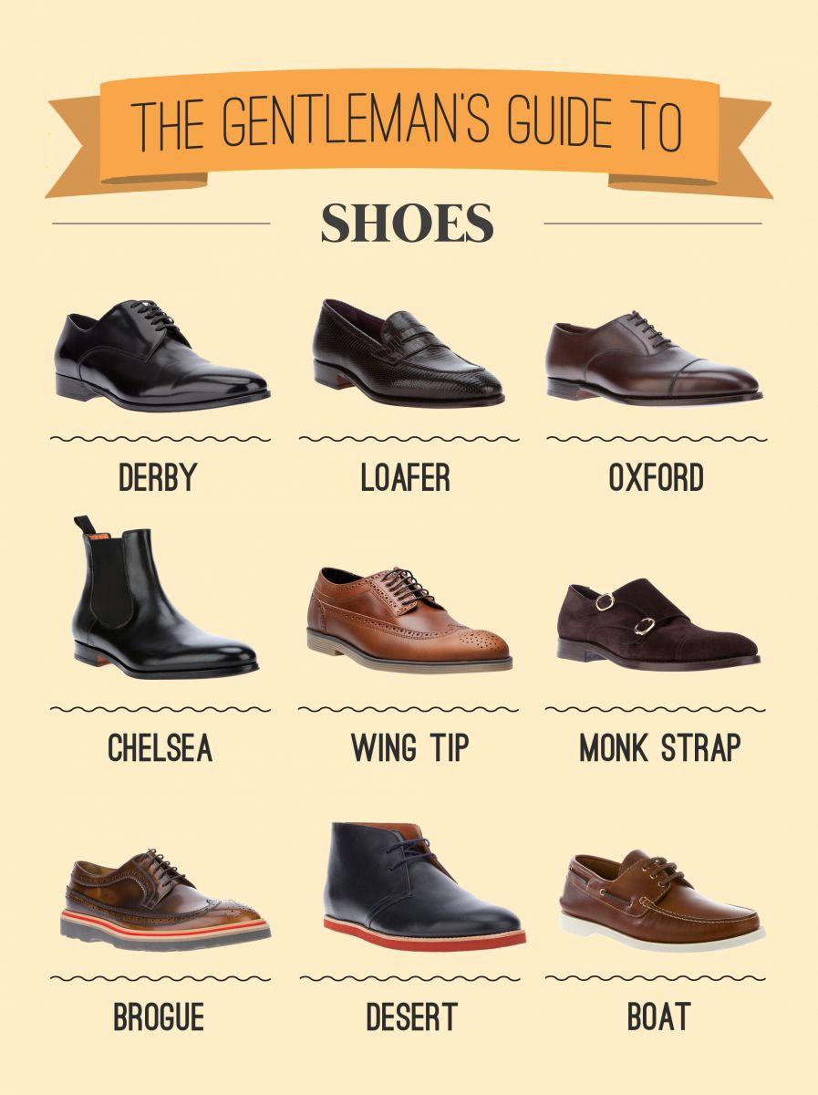 Cách chọn2 giày da nam phù hợp với từng hoàn cảnh 2