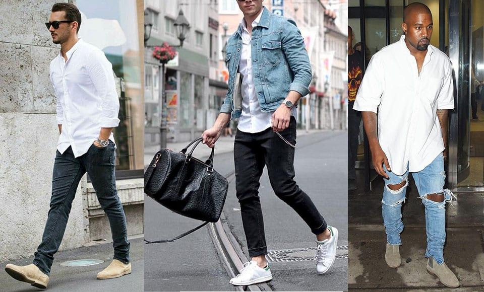 cách chọn quần jeans nam hợp dáng người 1