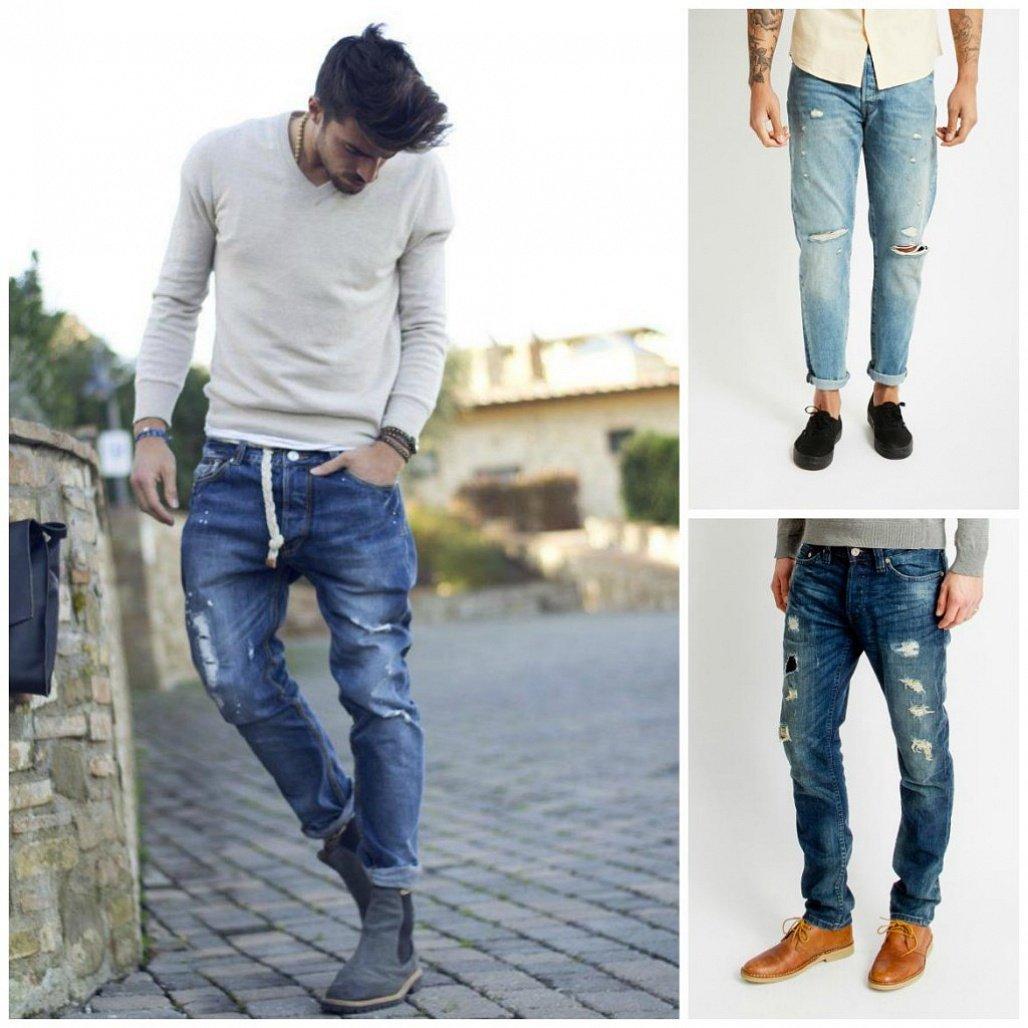 cách chọn quần jeans nam hợp dáng người 5