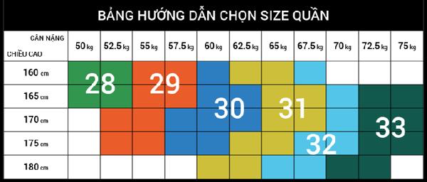Cách chọn quần Kaki Việt Tiến 2021