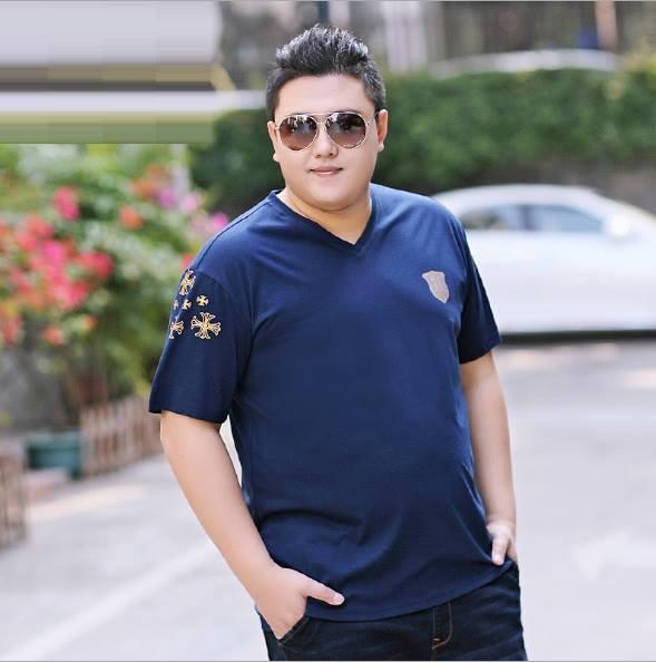 Cách diện áo thun Big Oversize cho nam 70-100kg 5