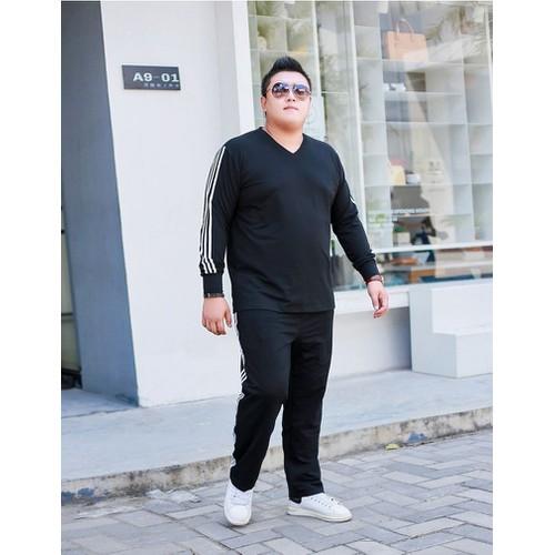 Cách diện áo thun Big Oversize cho nam 70-100kg 7
