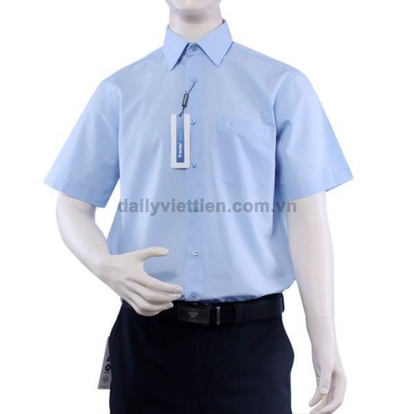 Mẫu đồng phục công sở nam đẹp 1