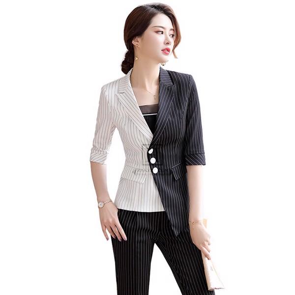 Mẹo với vest và váy công sở cho nữ U30 6