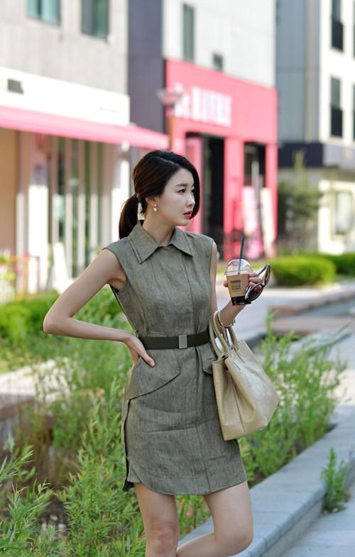 Mẹo với vest và váy công sở cho nữ U30 8