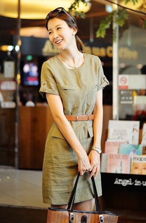Mẹo với vest và váy công sở cho nữ U30 9