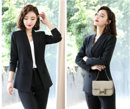 Muôn kiểu mix đồ với đồng phục công sở dạng vest dành cho phái nữ 1