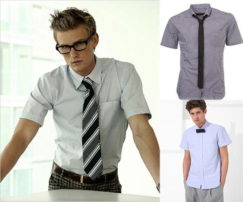 Nên chọn áo sơ mi dài tay hay ngắn tay 6
