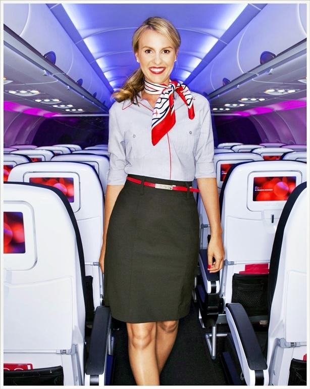 những bộ đồng phục hàng không đẹp nhất 7