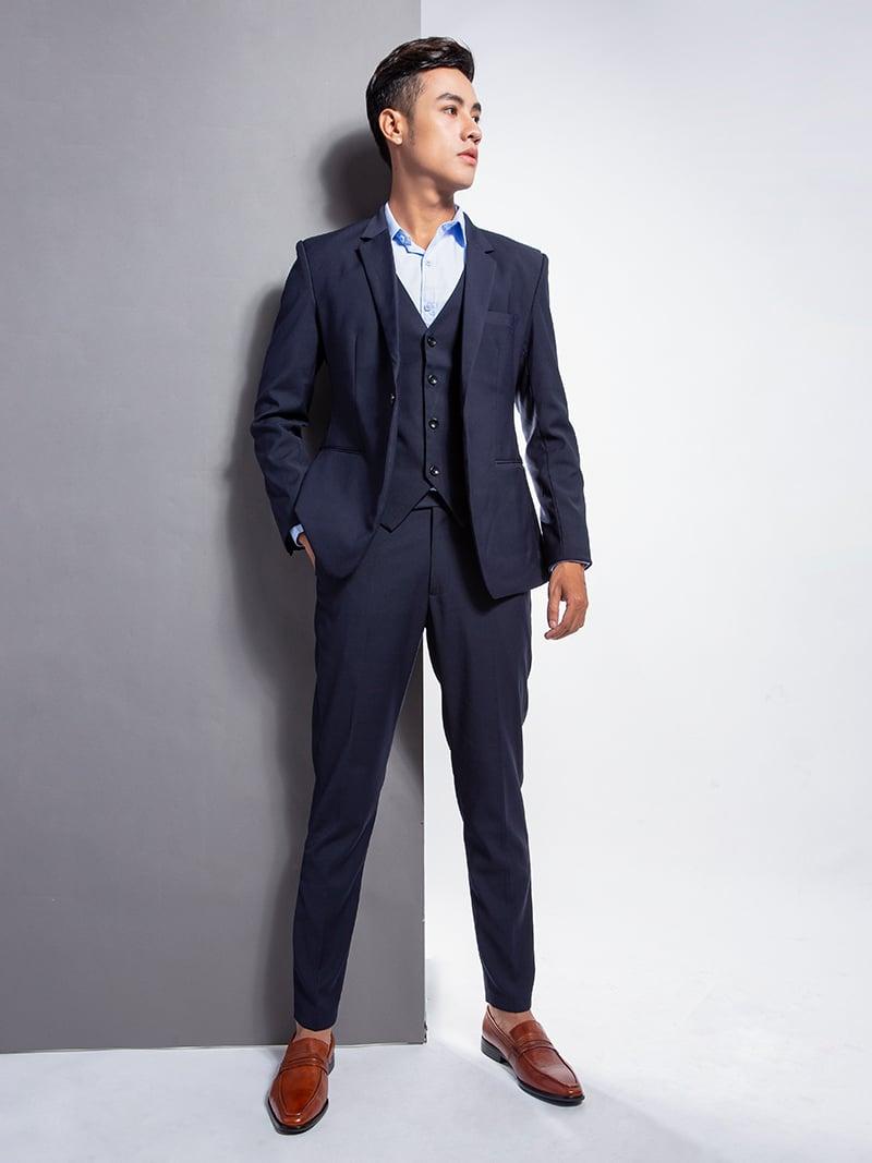 Những trang phục tuyệt đẹp nên lựa chọn làm đồng phục nam công sở 3
