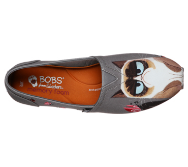 Skechers mèo Grumpy Cat 3