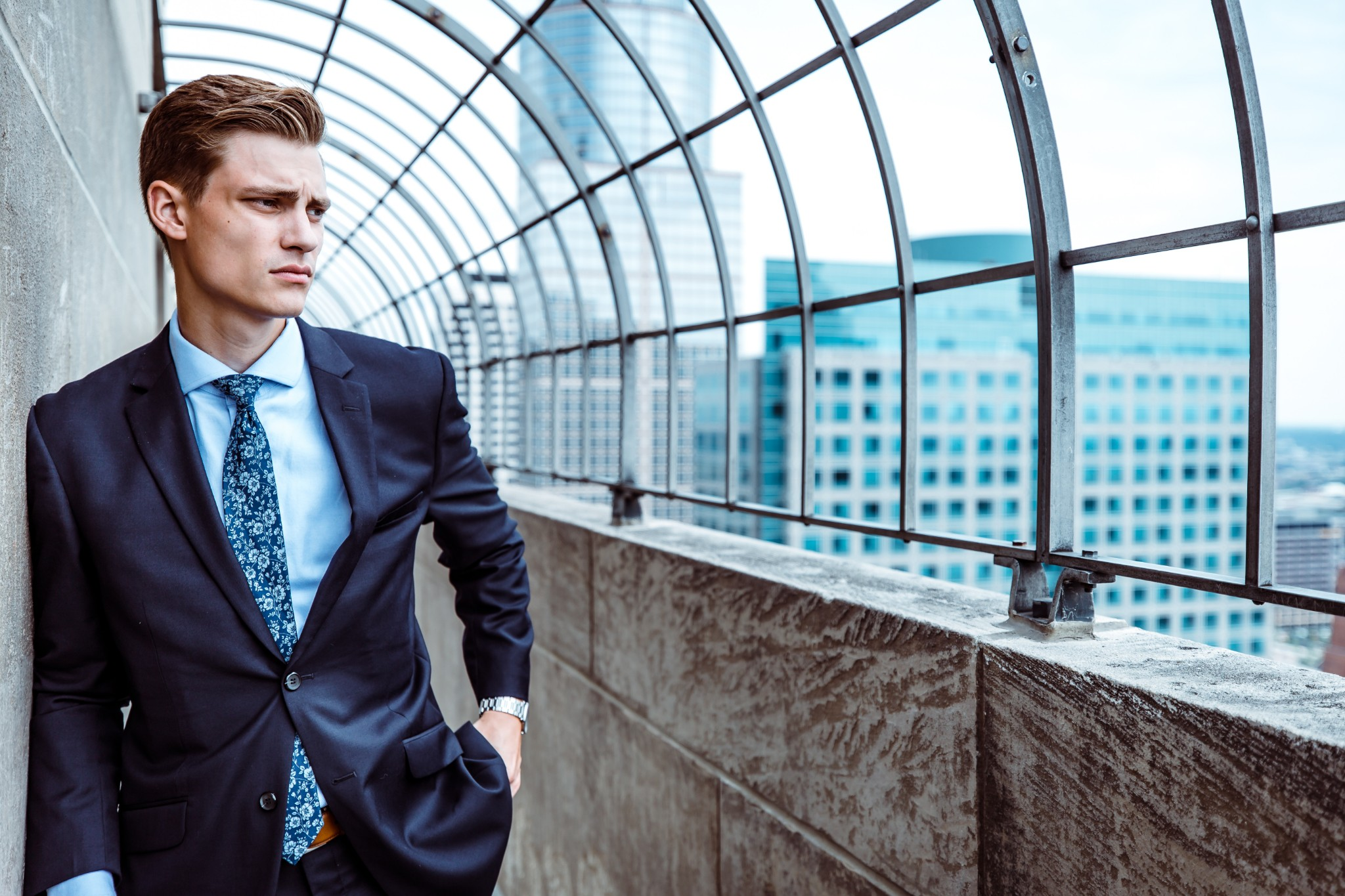 Tại sao nam giới thành đạt thích mặc vest 6
