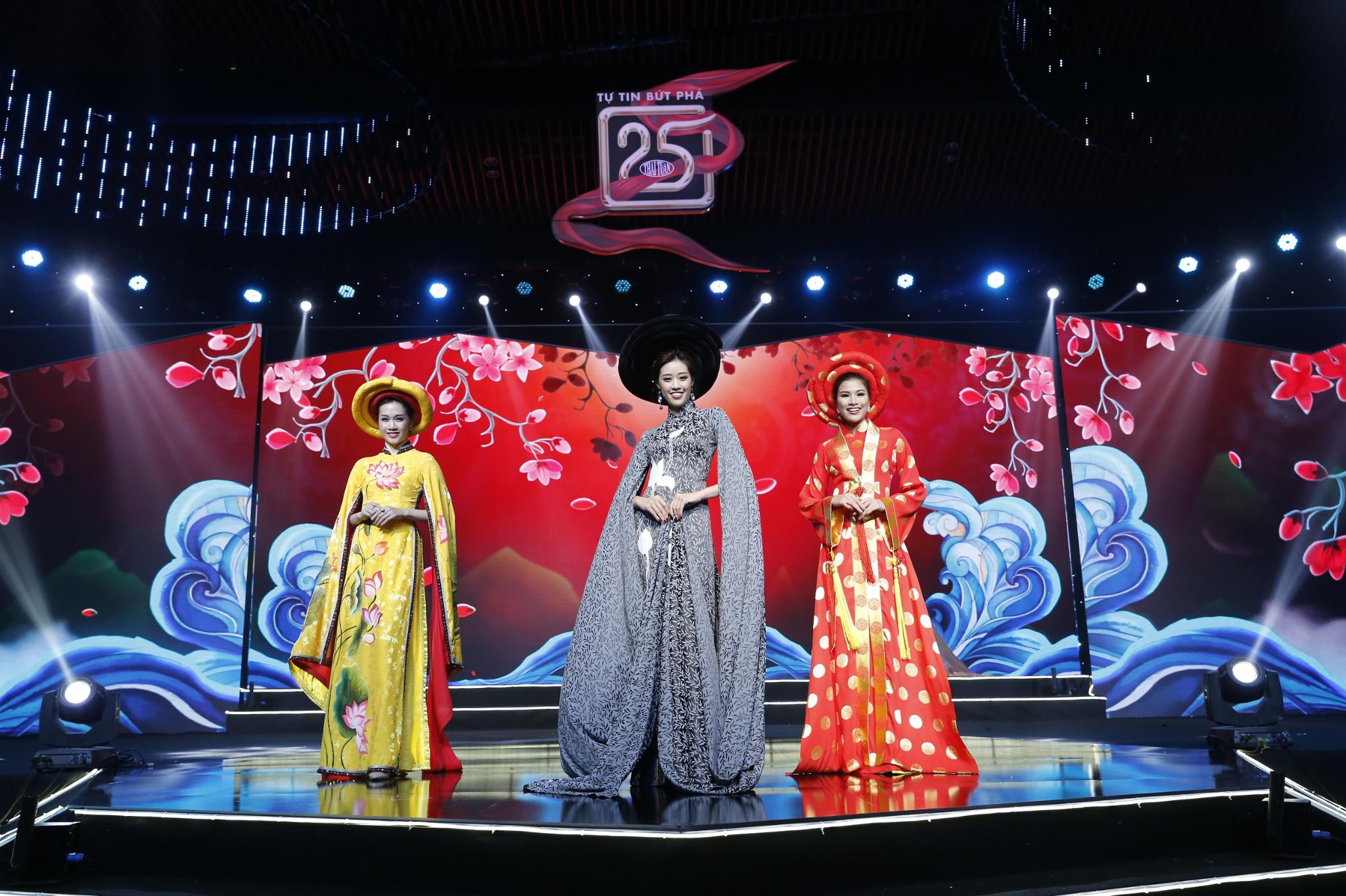 Thái Tuấn: 20 năm ngành dệt thăng hoa cùng tà áo dài Việt Nam3