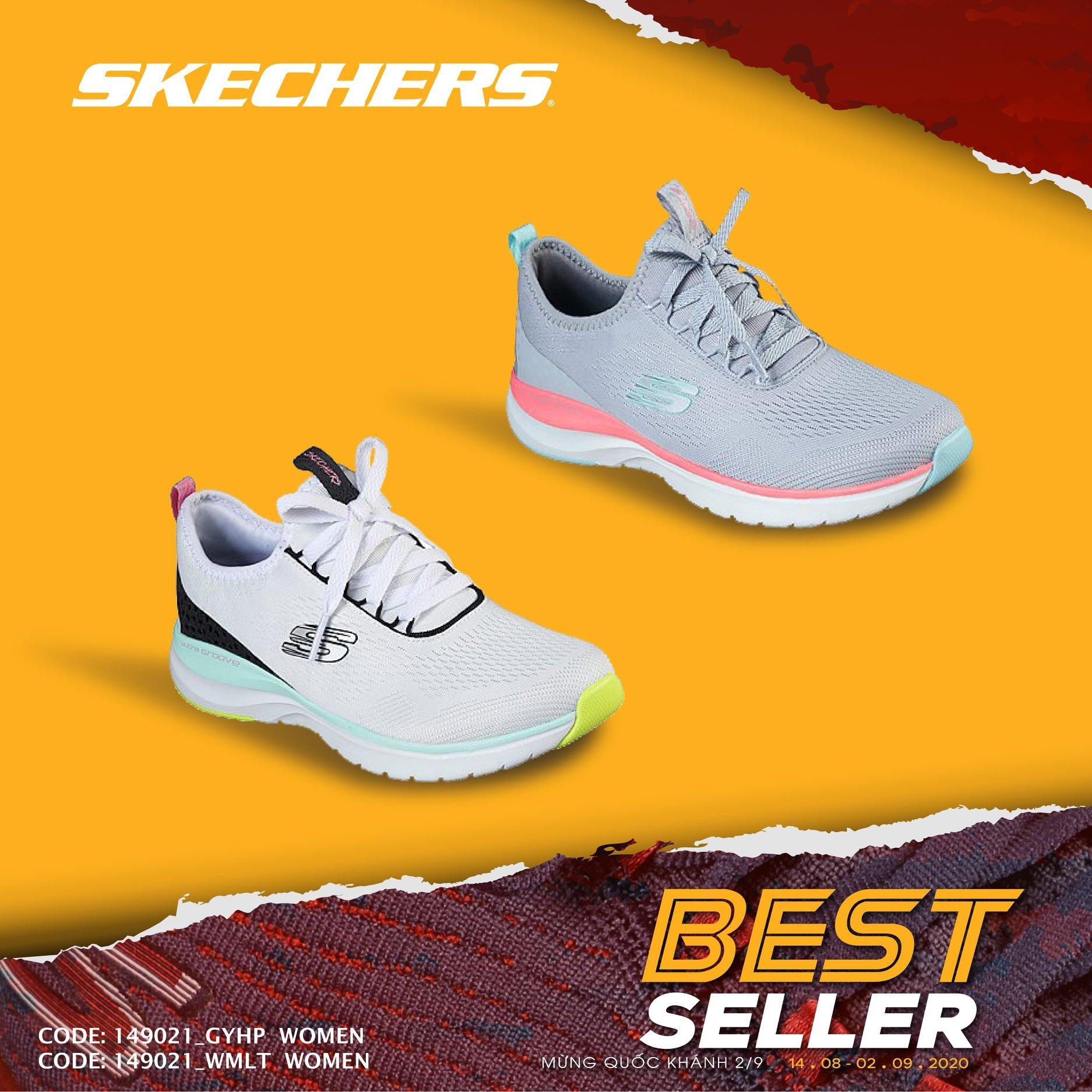 Top 5 giày Skechers nữ đáng mua hiện nay 5