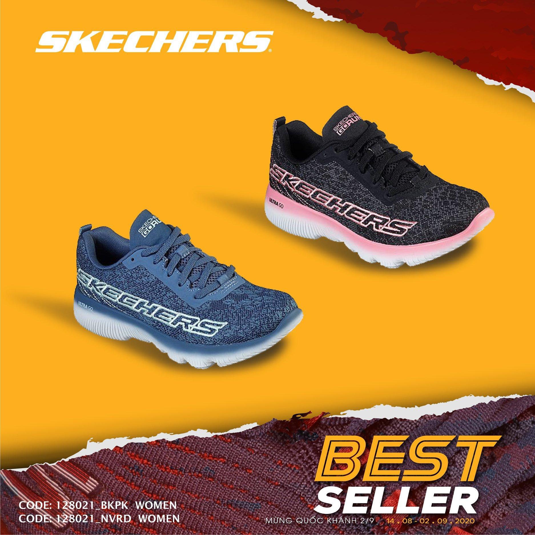 Top 5 giày Skechers nữ đáng mua hiện nay 6