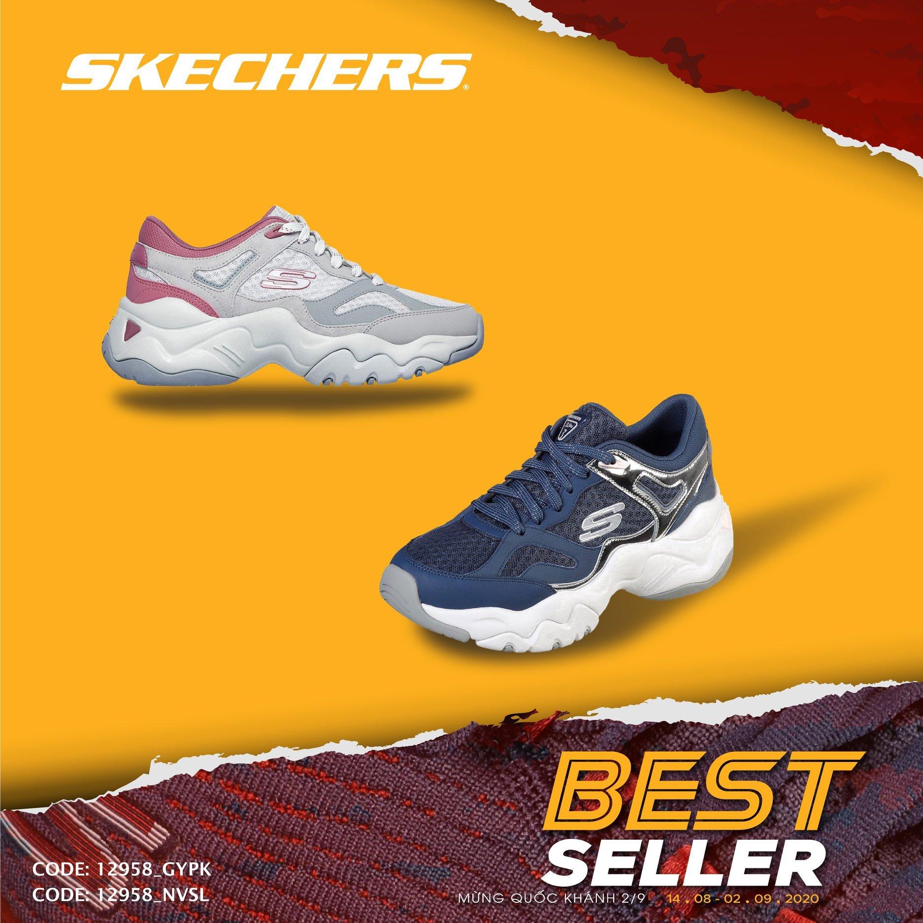 Top 5 giày Skechers nữ đáng mua hiện nay 7
